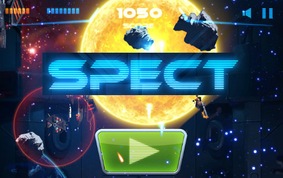 Spect Space Game